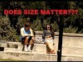 """Would You Date A Guy With A 2 Inch?"" (Does Size Matter Experiment)"