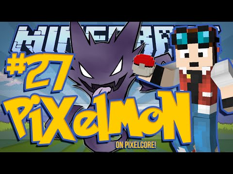 HAUNTER'S INITIATION.. | Minecraft: Pixelmon Mod w/ DanTDM! [#27]