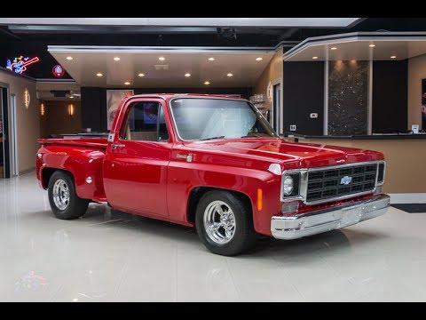 77 Chevy Truck >> 1977 Chevrolet C 10 For Sale