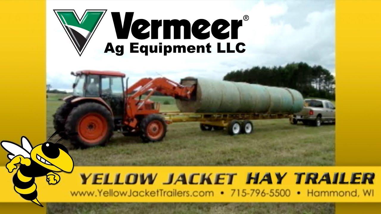 Yellow Jacket Hay Trailers Promo Youtube