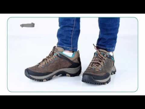 3f63f98a37f Merrell Salida Trekker - Planetshoes.com - YouTube