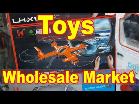 Toys Wholesale Market | Cheap Price Wholesale & Retail Bazar | Teliwara Sadar Bazar