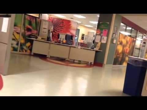 Very first ever on YouTube! Mini hospital tour at IWK health centre, Halifax N.S.