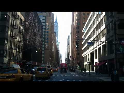 Streets of New York City- Lexington Ave