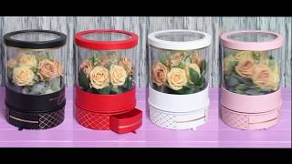 Обзор коробки для цветов от интернет-магазина | Laprida.ua