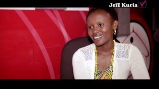 Kate Maina Wa no Uhote Live Interview With Jeff Kuria On Inooro Fm