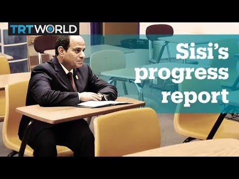 Egypt Under Sisi: Economy, Security, Civil Liberties