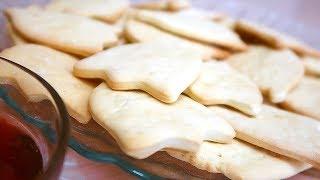 Галетное печенье рецепт  Минимум продуктов и готовятся очень быстро