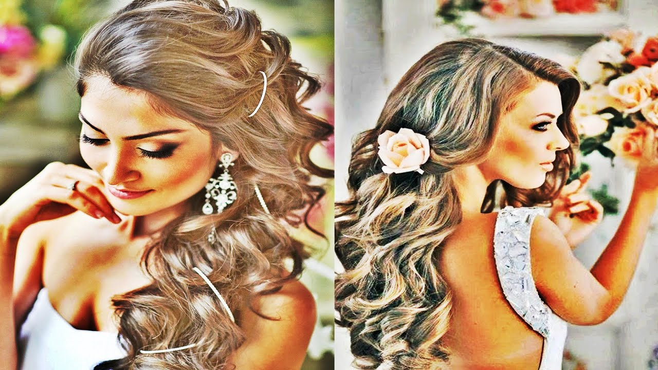 Best Wedding Hairstyles For Long Hair 2016 2017
