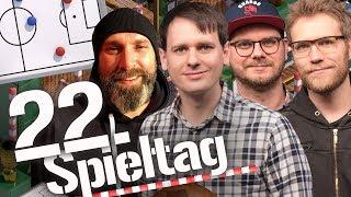 22. Spieltag der Fußball-Bundesliga in der Analyse | Saison 2018/2019 Bohndesliga