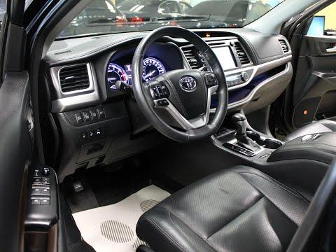 Toyota Highlander III (U50)