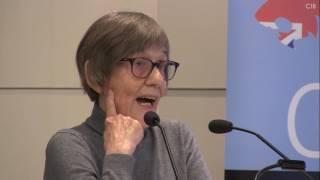 CIB rally 2017: Luise Hemmer Pihl: Folkebevægelsen mod EU (Denmark)
