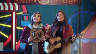 Leanne and Naara - New York and Back [Official Music Video]