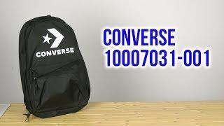 Розпакування Converse Edc 22 Black/White 10007031-001