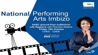 SAfm's National Performing Arts Imbizo, 18 October 2019