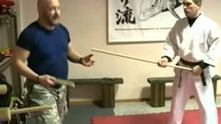 Мастер боевого каратэ Андрей Кочергин провел мастер-класс в Рязани