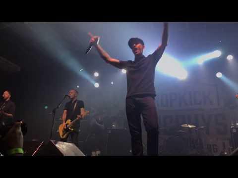 Dropkick Murphys (fullset) part 01 - Live at Tropical Butantã 28.10.17 - São Paulo, Brasil