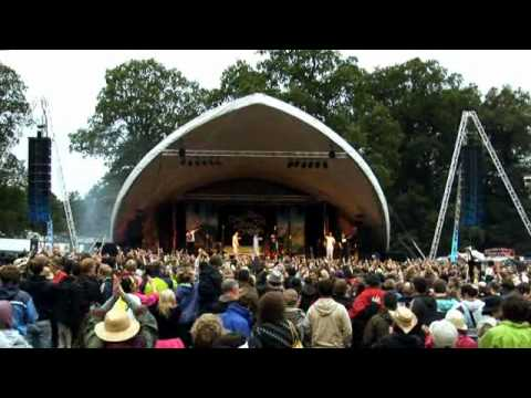 Goldie Lookin Chain // Your Missus Is A Nutter // Kendal Calling 2009