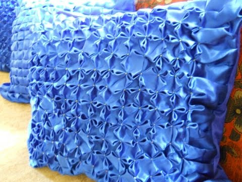 Elegant Handmade Cushion Cover Ideas Youtube