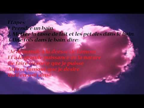 Rituel d'Amour :