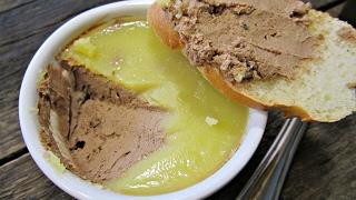 Паштет из куриной печени |  Как приготовить паштет из куриной печени | Pâte de foie de volaille