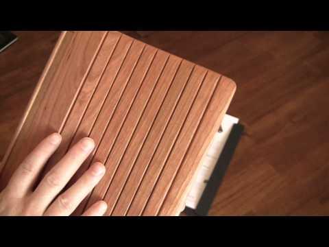 Miniot MK2 iPad cover