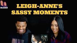 Leigh-Anne's Sassy Moments| REACTION