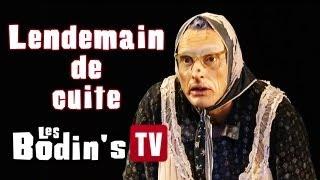 Christian Bodin : un lendemain de cuite TRES difficile !