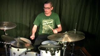 DEFTONES - Swerve City (Drum Cover) by Billy Norris