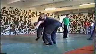 Рукопашный бой. Обучение сотрудников МВД. (