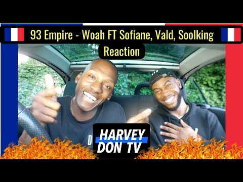 93 Empire - Woah Ft Sofiane, Vald, Soolking HarveyDonTV @Raymanbeats