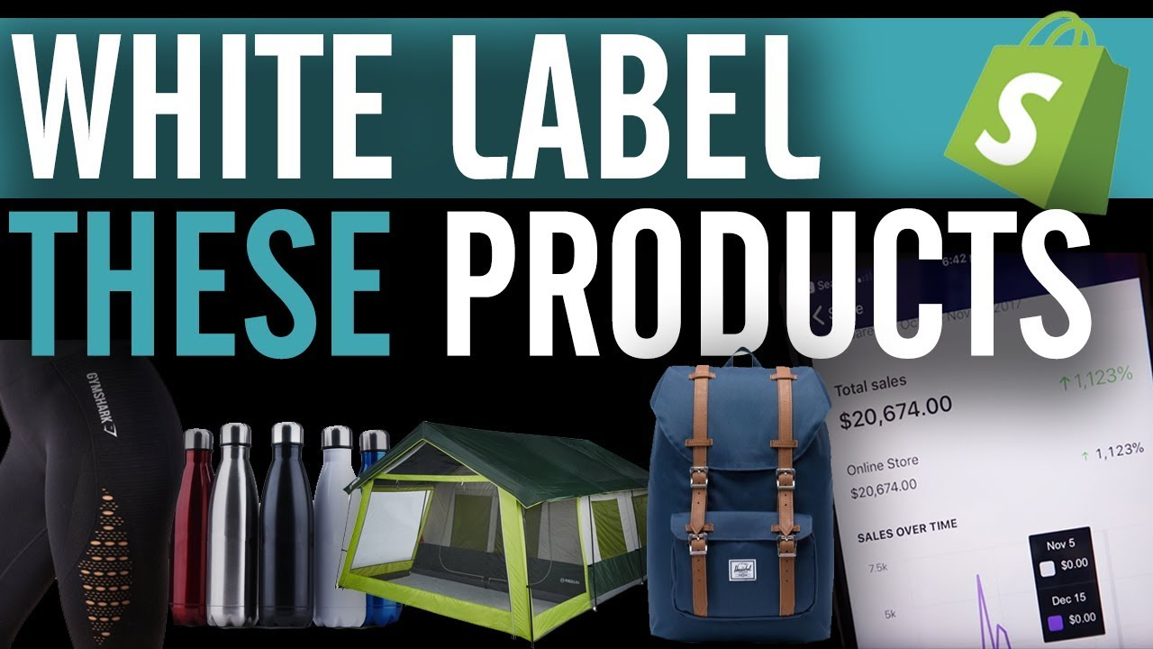 Best Products To Dropship 2020 Top Five PRIVATE LABEL Product Ideas for 2019/2020 – Sell THESE on
