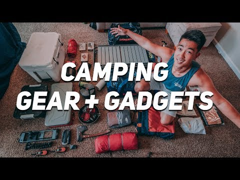 BEST Camping Gear of 2019 That You Haven't Heard Of!