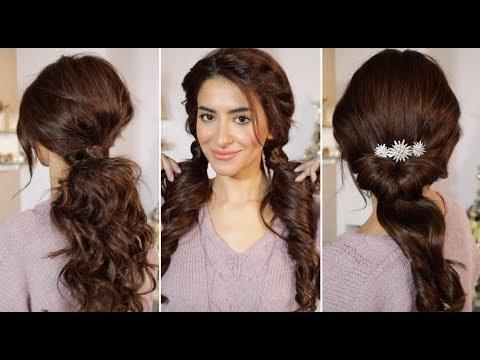 Holiday Hairstyles   Sarah Angius