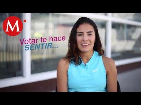 """Paola Espinosa en """"La Elección es de Todos"""""""