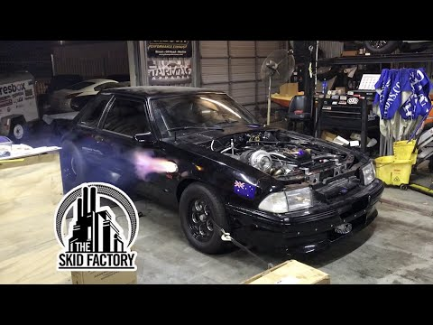 Building a Barra Powered Mustang for Dragweek 2019 [EP7]