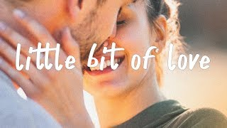 Tritonal - Little Bit Of Love (Lyric Video)