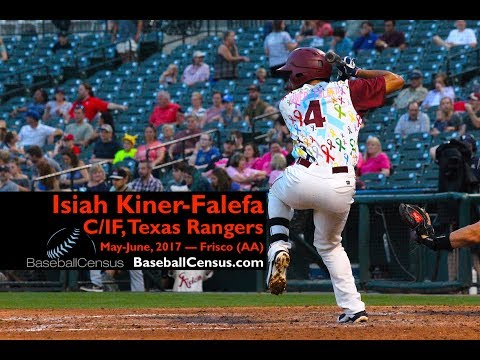 isiah-kiner-falefa,-c/if,-texas-rangers-—-june-2017