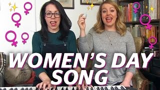 Celebrate International Women's Day with a song by Flo & Joan