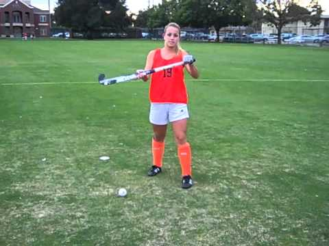 The Basics Of Field Hockey From Caitlyn Denham