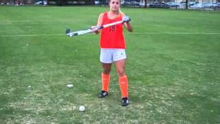 The Basics of Field Hockey from Caitlyn Denham