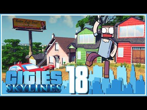 Cities Skylines - Ep.18 : Mountain Village!