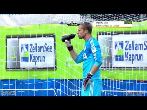 Bayer Leverkusen vs FC Lokomotiv Moscow I Goal R.Shishkin