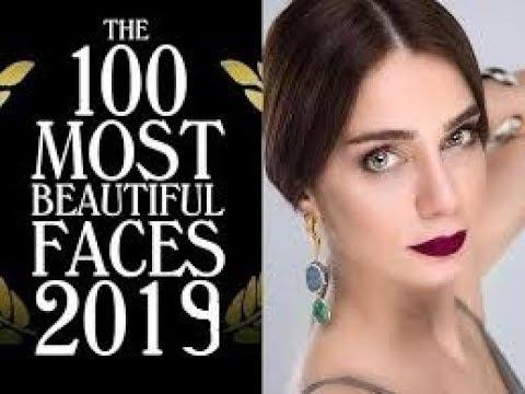 Dünyanın En Güzel Kadını 2019 - Zirvede bir Türk var ! The Most Beautiful Women of 2019