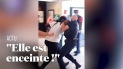 L'interpellation brutale d'une femme en gare d'Aulnay-sous-Bois suscite l'indignation