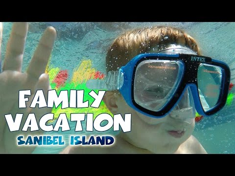 Family Vacation to Shell Capital of America - Sanibel Island