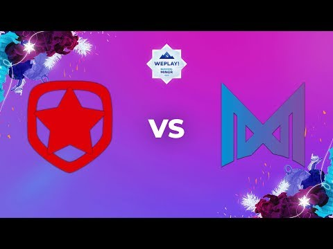 Nigma vs Gambit Esports vod