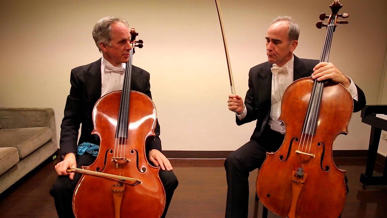 Brey & Bartlett: Alternating Cellos, 02/19/2014