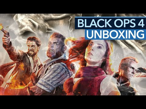 Unboxing zur 200 Euro teuren Mystery Box von Call of Duty: Black Ops 4 thumbnail