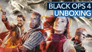 Unboxing zur 200 Euro teuren Mystery Box von Call of Duty: Black Ops 4